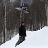 Snowboard WC<br /> Sunday River SBX<br /> Gesine Sahlfeld GER