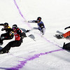 Snowboard WC<br /> Sunday River SBX<br /> Finals Men Heat 5<br /> Novothy CZE<br /> Minghini USA<br /> Deibold USA<br /> Miller USA