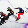 Snowboard WC<br /> Sunday River SBX<br /> Finals Men Heat 4<br /> Boivin CAN<br /> Neilson  CAN<br /> Speiser GER<br /> Perathoner ITA