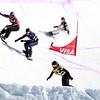 Snowboard WC<br /> Sunday River SBX<br /> Finals Ladies Heat 4<br /> RIcker CAN<br /> Nobs SUI<br /> Jacobellis USA<br /> Fujimori JPN