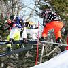 Snowboard WC<br /> Sunday River SBX<br /> Finals Men Heat 1<br /> Schairer AUT<br /> Caduff SUI<br /> Hale USA<br /> Bonenfant CAN