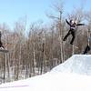 Snowboard WC<br /> Sunday River SBX<br /> Finals Ladies Heat 2<br /> Olafsen NOR<br /> Jekova BUL<br /> Maltais CAN