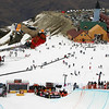 Snowboard WC Cardrona<br /> Halfpipe<br /> Christophe Schmidt GER