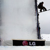 Snowboard WC<br /> Grenoble BA<br /> Ville Uotila FIN