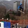 Snowboard WC<br /> Grenoble BA<br /> Jaakko Ruha FIN