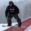 Snowboard WC<br /> Bardonecchia SBS<br /> Rune Hjelmstadstuen NOR
