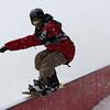 Snowboard WC<br /> Bardonecchia SBS<br /> Giorgio Ciancaleoni ITA