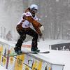 Snowboard WC<br /> Bardonecchia SBS<br /> Ellery Holling USA