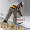Snowboard WC<br /> Bardonecchia SBS<br /> Claire Frost GBR