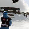 Snowboard WC<br /> La Molina HP<br /> Nathan Johnstone AUS