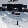 Snowboard WC<br /> La Molina HP<br /> Markus Keller SUI