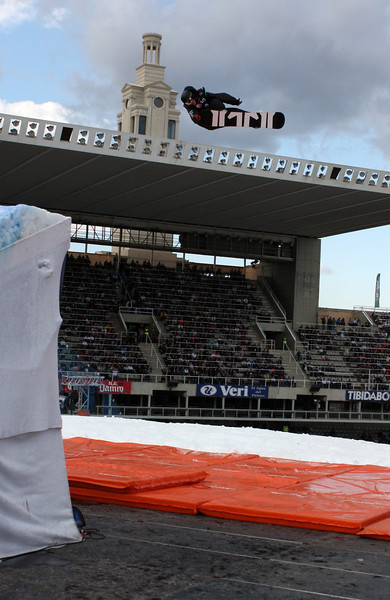 Regino Hernandez ESP <br /> © FIS-Oliver Kraus <br /> Barcelona bigair