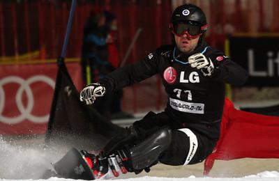 Alpine Snowboard World Cup