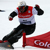 Patrick Bussler (GER) competes in a qualifier run © FIS/Oliver Kraus