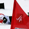 Kaspar Fluetsch (SUI) crashes in qualification run © FIS/Oliver Kraus