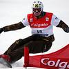 Rok Flander (SLO) competes in a qualifier run © FIS/Oliver Kraus