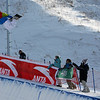 Shuang Li (CHN) competes in the HP WC qualifier © FIS/Oliver Kraus