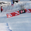 Holly Crawford (AUS) competes in the HP WC qualifier © FIS/Oliver Kraus