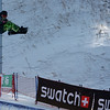 Nikolay Bilanin (RUS) competes in the HP WC qualifier © FIS/Oliver Kraus
