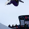 Haruna Matsumoto (JPN) competes in HP World Cup qualifier at COP, Calgary © FIS/Oliver Kraus