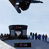 Rocco van Straten (NED) competes in HP World Cup qualifier at COP, Calgary © FIS/Oliver Kraus