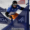 PSL World Cup Bad Gastein - Finals - Justin Reiter (USA) © FIS/Oliver Kraus