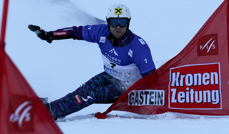 PSL World Cup Bad Gastein - Qualifiers - Andreas Prommegger (AUT) © FIS/Oliver Kraus