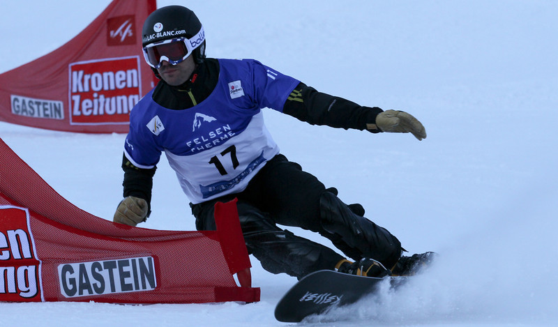 PSL World Cup Bad Gastein - Qualifiers - Sylvain Dufour (FRA) © FIS/Oliver Kraus
