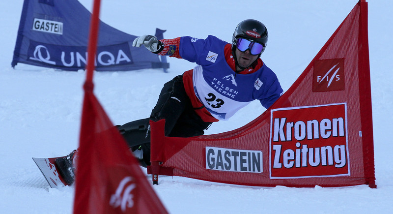 PSL World Cup Bad Gastein - Qualifiers - Jasey Jay Anderson (CAN) © FIS/Oliver Kraus