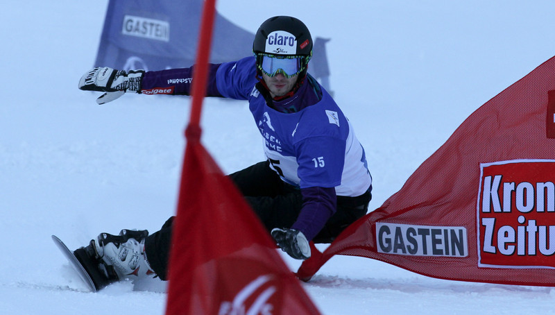 PSL World Cup Bad Gastein - Qualifiers - Manuel Veith (AUT) © FIS/Oliver Kraus