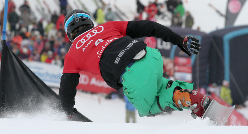 PGS World Cup Sudelfeld - Finals - Jernej (Demsar (SLO) © FIS/Oliver Kraus