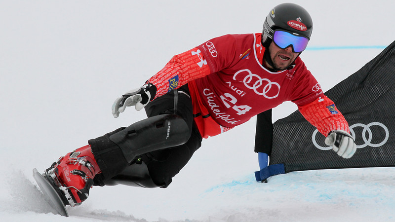 PGS World Cup Sudelfeld - Finals - Jasey Jay Anderson (CAN) © FIS/Oliver Kraus