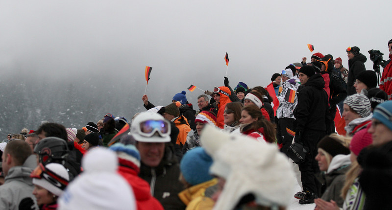 PGS World Cup Sudelfeld - Finals - Crowd © FIS/Oliver Kraus