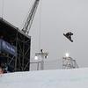 FIS Snowboard World Cup Big Air Antwerp Qualifier Heat 1 - Emil Andre Ulsletten (NOR) © FIS/Oliver Kraus