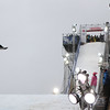 FIS Snowboard World Cup Big Air Antwerp Qualifier Heat 1 - Anton Bilare (SWE) © FIS/Oliver Kraus