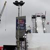 FIS Snowboard World Cup Big Air Antwerp Qualifier Heat 1 - Rocco Van Straten (NED) © FIS/Oliver Kraus