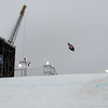 FIS Snowboard World Cup Big Air Antwerp Qualifier Heat 1 - Maxence Parrot (CAN) © FIS/Oliver Kraus