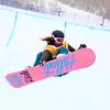 Kelly Marren (USA)<br /> Halfpipe qualifications<br /> 2013 Sprint U.S. Snowboarding Grand Prix in Park City, Utah<br /> Photo: Sarah Brunson/U.S. Snowboarding