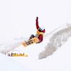 Clemence Grimal (FRA)<br /> Halfpipe qualifications<br /> 2013 Sprint U.S. Snowboarding Grand Prix in Park City, Utah<br /> Photo: Sarah Brunson/U.S. Snowboarding