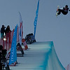 Wancheng Shi (CHN) competes in the Halfpipe World Cup at Ruka, Finland <br /> <br /> @ FIS