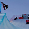 Dimi de Jong (NED) competes in the Halfpipe World Cup at Ruka, Finland <br /> <br /> @ FIS