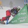 FIS Snowboard World Cup - Rogla SLO - PGS - Soboleva Natalia RUS © Miha Matavz
