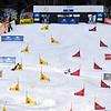 FIS Snowboard World Cup - Bad Gastein AUT - Snowboard Parallel Team Event - KUMMER Patrizia SUI and RIEGLER Claudia AUT © Miha Matavz