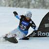 FIS Snowboard World Cup - Rogla SLO  - Parallel Giant Slalom - PGS - Claudia Riegler AUT © Miha Matavz