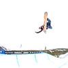 2014 Sprint U.S. Snowboarding Grand Prix at Copper Mountain, CO.<br /> Snowboard halfpipe qualifications<br /> Photo: Sarah Brunson/U.S. Snowboarding