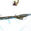 2014 Sprint U.S. Snowboarding Grand Prix at Copper Mountain, CO.<br /> Rider: Taylor Gold (USA)<br /> Snowboard halfpipe qualifications<br /> Photo: Sarah Brunson/U.S. Snowboarding