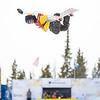 2014 Sprint U.S. Snowboarding Grand Prix at Copper Mountain, CO.<br /> Rider: Johann Baisamy (FRA)<br /> Snowboard halfpipe qualifications<br /> Photo: Sarah Brunson/U.S. Snowboarding