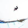 2014 Sprint U.S. Snowboarding Grand Prix at Copper Mountain, CO.<br /> Rider: Derek Livingston (CAN)<br /> Snowboard halfpipe qualifications<br /> Photo: Sarah Brunson/U.S. Snowboarding