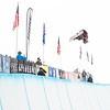 2014 Sprint U.S. Snowboarding Grand Prix at Copper Mountain, CO.<br /> Rider: Taku Hiraoka (JPN)<br /> Snowboard halfpipe qualifications<br /> Photo: Sarah Brunson/U.S. Snowboarding
