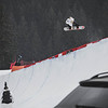 Michael Schaerrer (SUI) competes at Slopestyle World Cup Audi Snowjam at Spindleruv Mlyn  - © Josef Áulc